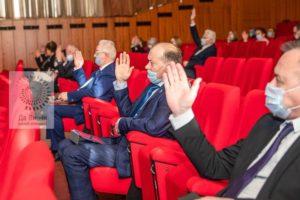Голосование депутатов Одинцовского округа