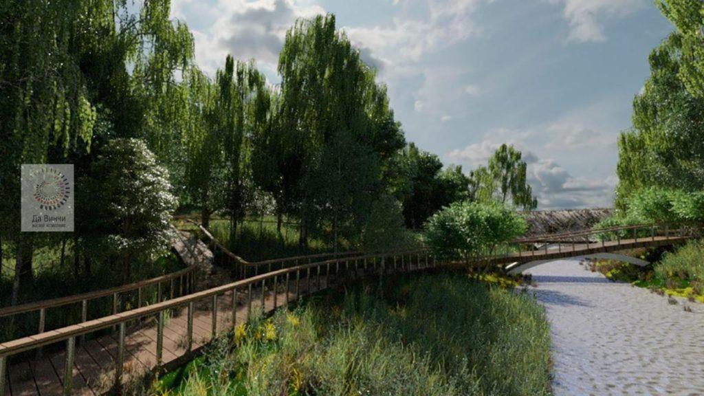 Благоустройство «Исцеляющих садов» в медкластере «Сколково» завершится в 2022 г.