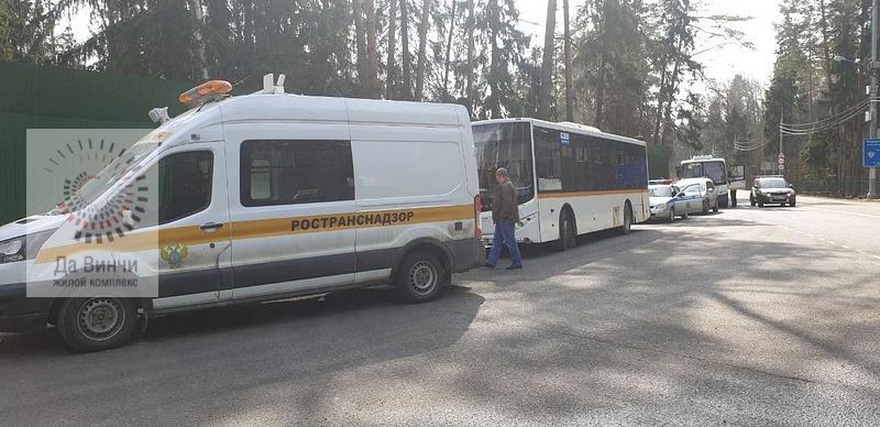 Рейд по проверке общественного транспорта