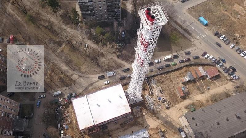 Очередная инспекция реконструкции котельной № 2 прошла в Одинцове