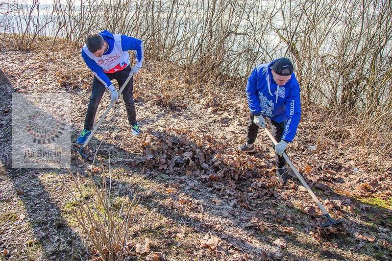 Второй субботник 2021 в Одинцовском округе собрал более 12 тысяч жителей