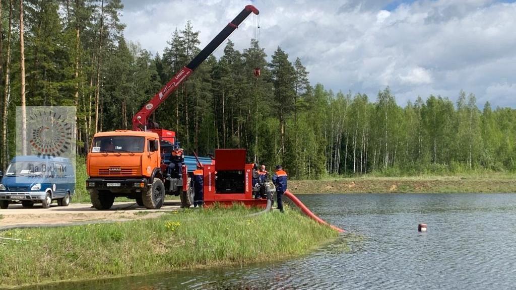 Программа «100 водоемов»: как будет работать  в Подмосковье