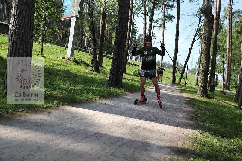 Новый парк «Виражи» официально открылся в Одинцовском округе