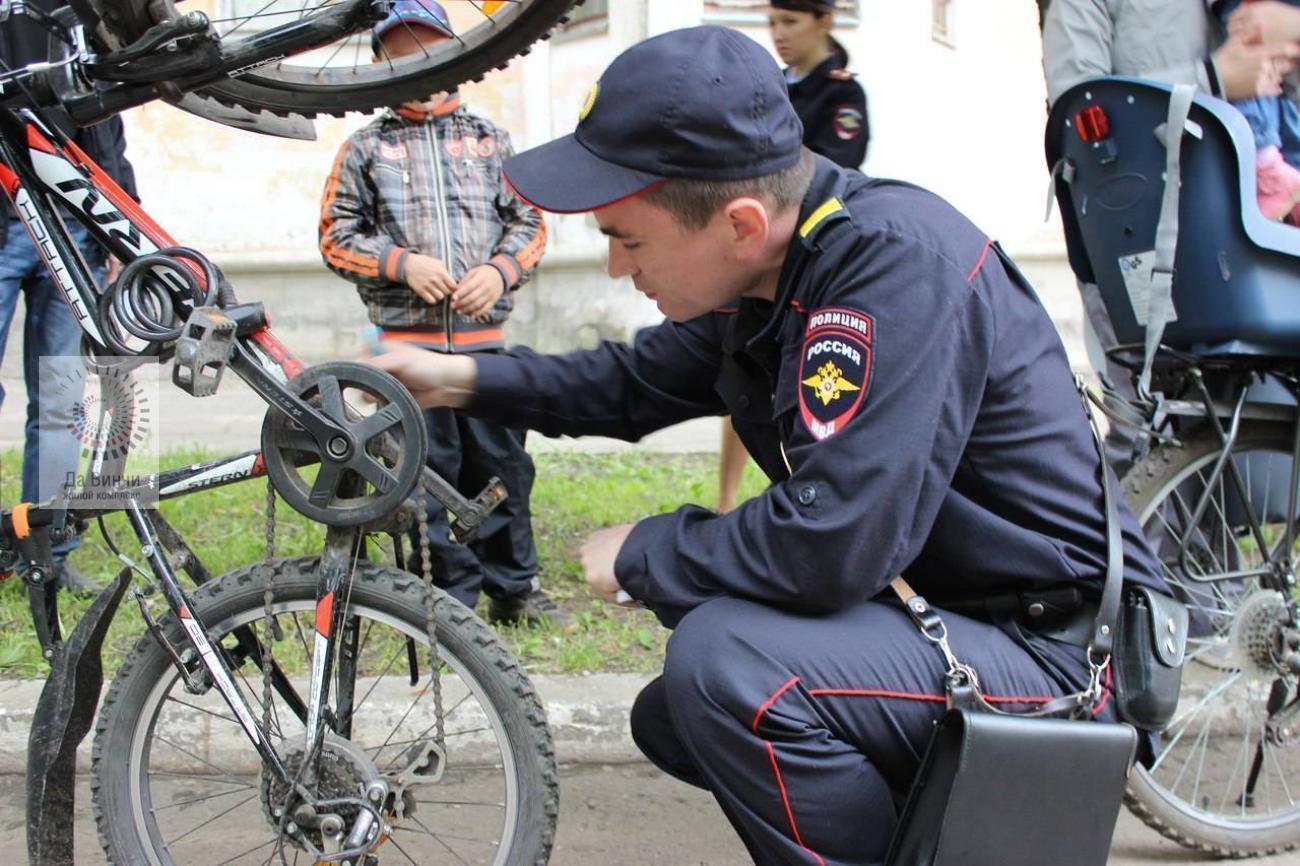 В Голицыно задержали пенсионера за кражу велосипеда