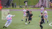 Звезды ТНТ сыграли в футбол с футбольным клубом блогеров Акал в Одинцово