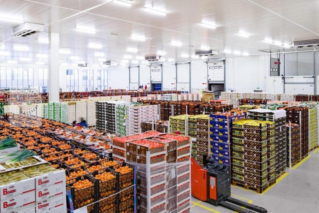 В Вырубово построят распределительный центр для хранения продуктов питания
