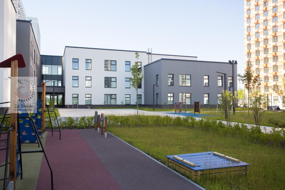 Детский сад в Одинцово-1 на 350 детей